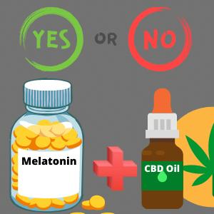 CBD oil and Melatonin for dogs